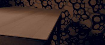 Tisch-Detail